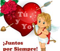 Imágenes de feliz San valentín con amor