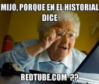 Imagenes de memes de abuelitas con frases