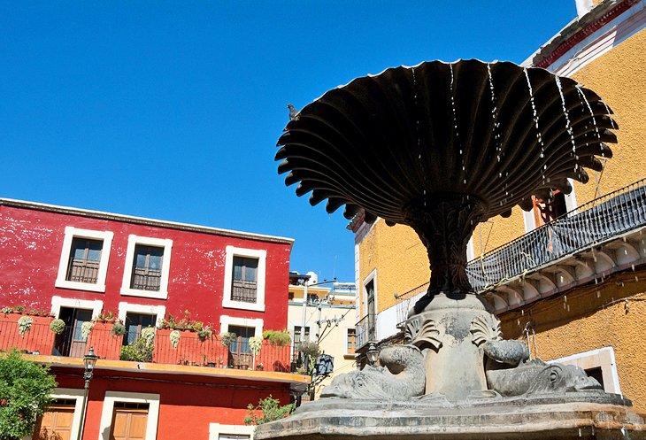 11 Atracciones turísticas mejor valoradas en Guanajuato